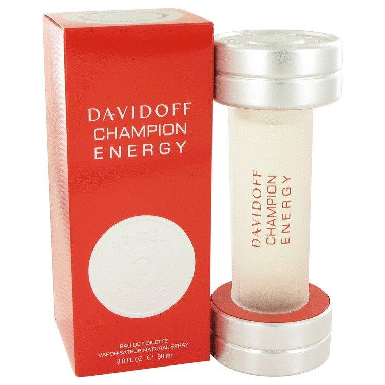 Davidoff Champion Energy Eau De Toilette 90ml Parfume